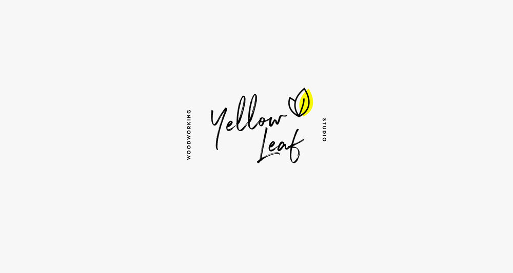 - yellowleaf Logo Design