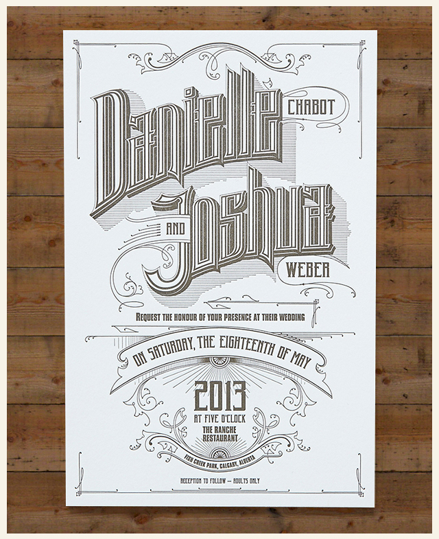 Wedding invitations deanne bedier design all the book of paul stampede invitations virginia stone packaging wedding invitations lettering miscellany arepa boss identity qi master promotion hits stopboris Images