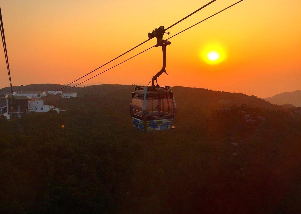 Lantau island sunset.jpg