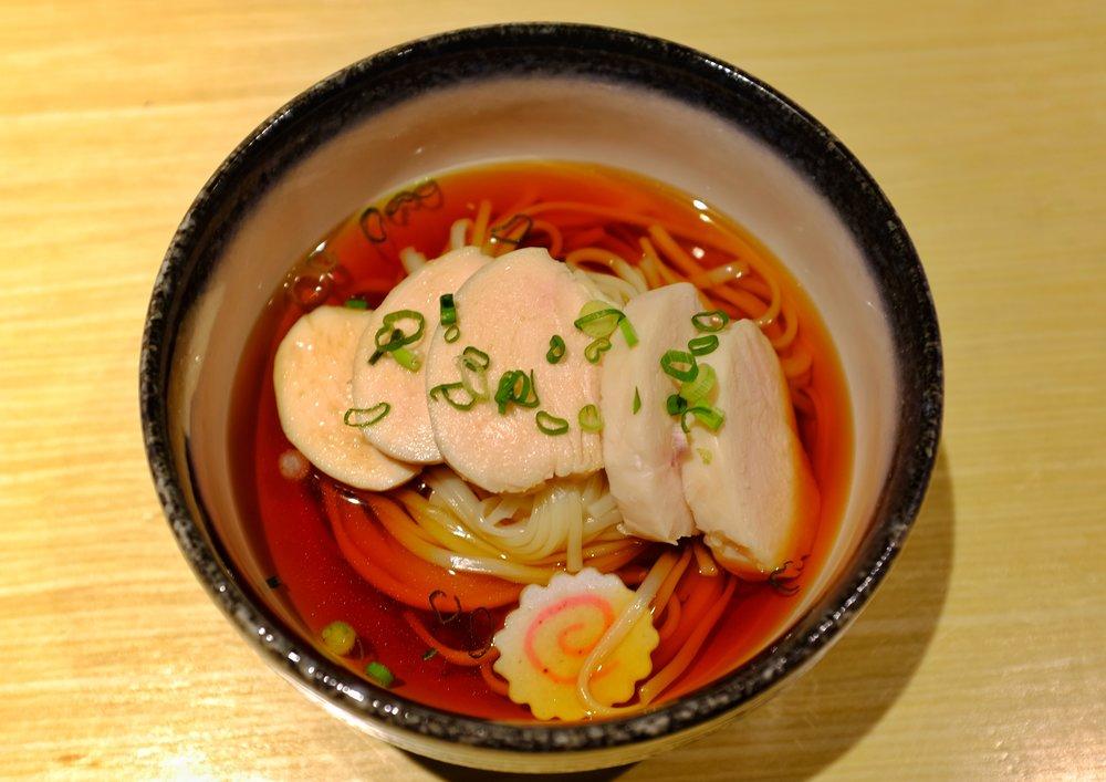 tokyo joe chicken udon