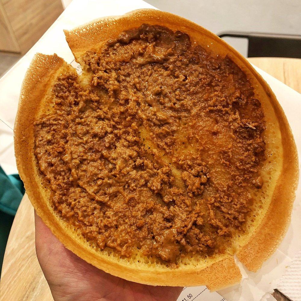pantree pancake cookie butter speculoos