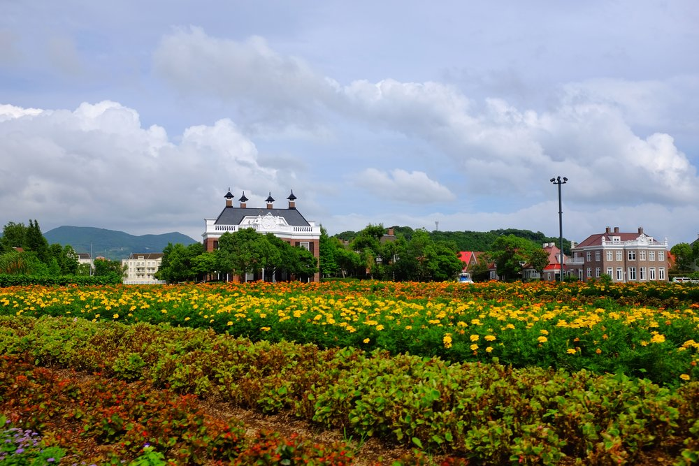 flower road huis ten bosch