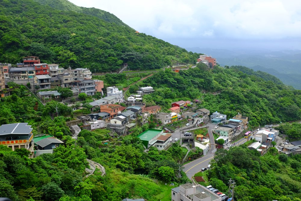 jiufen views