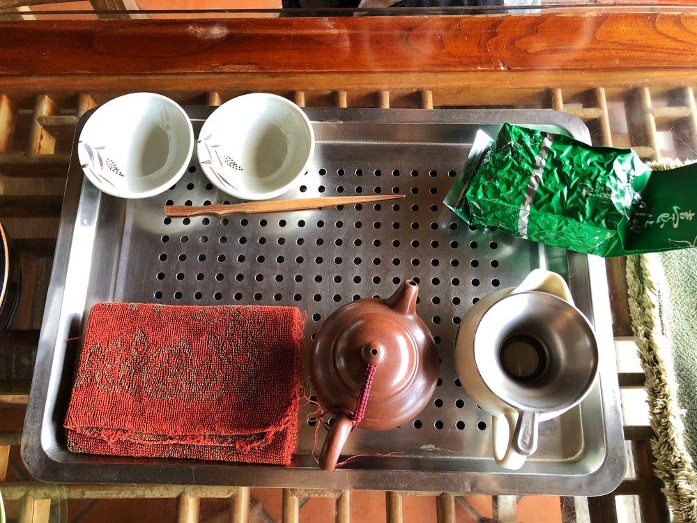 redwood teahouse maokong