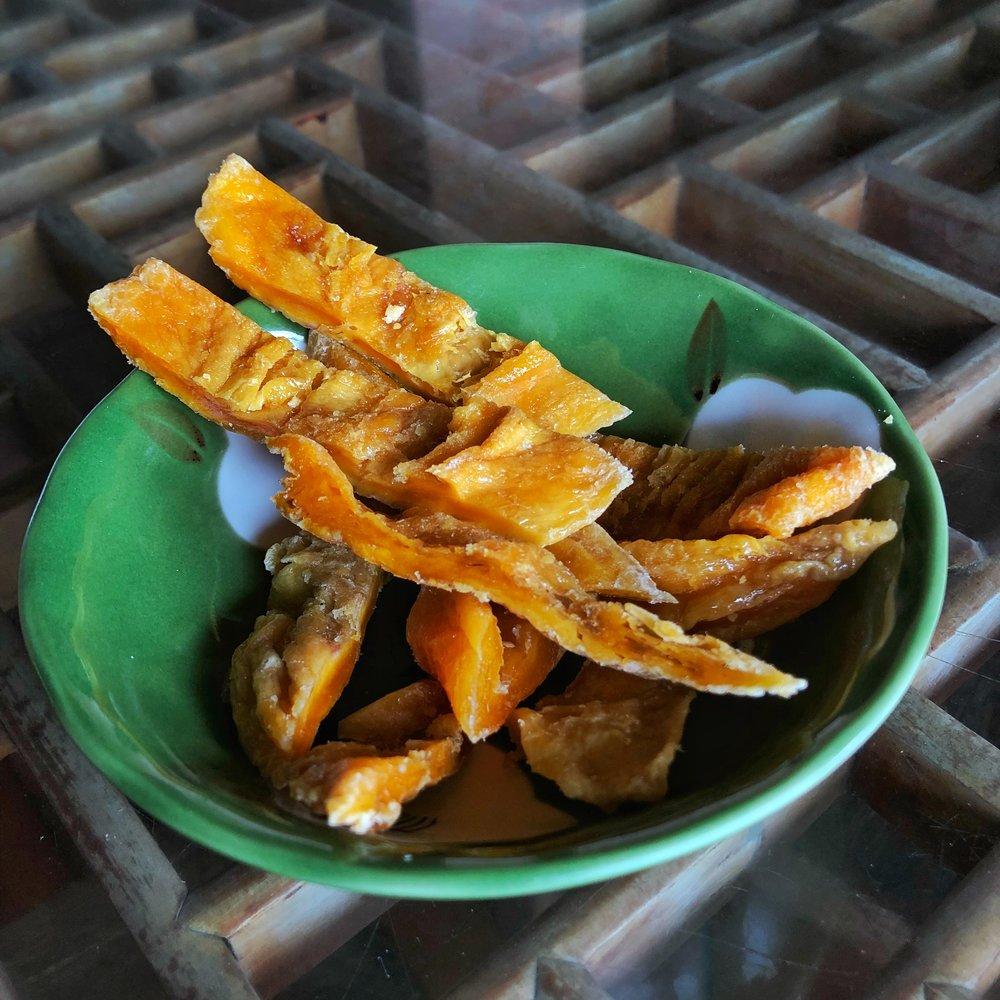 dried mango maokong