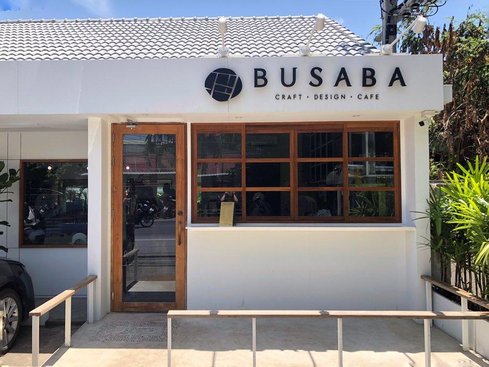 busaba cafe & meal ayutthaya