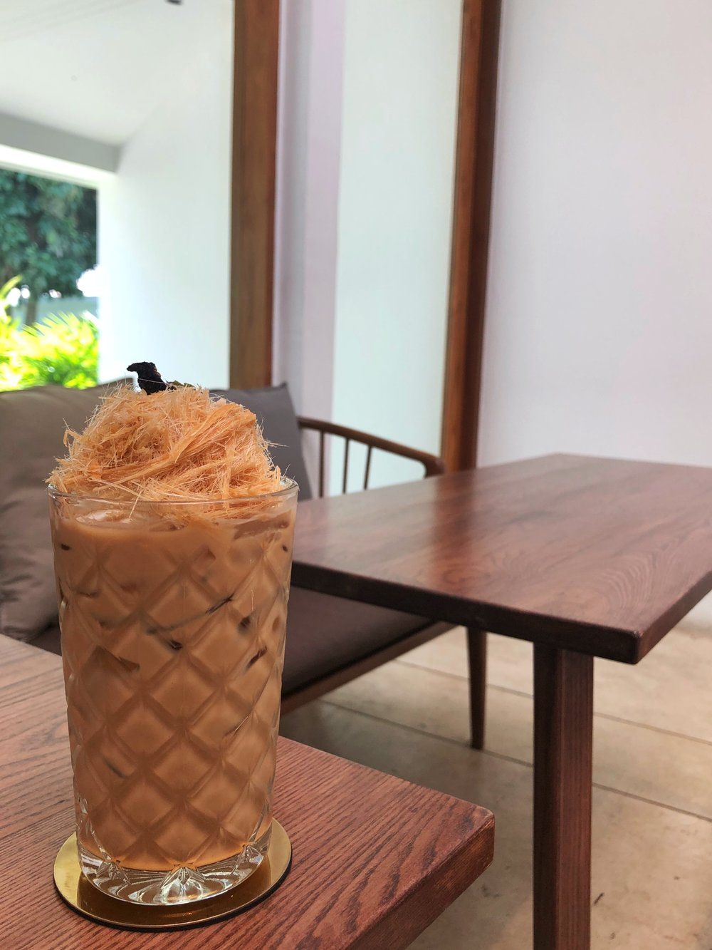 Busaba Cafe & Meal ice busaba latte