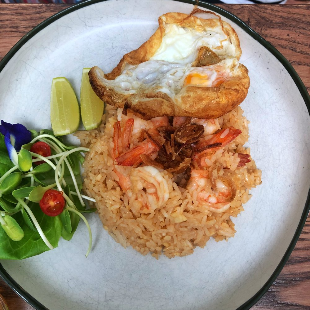 busaba cafe & meal fried rice