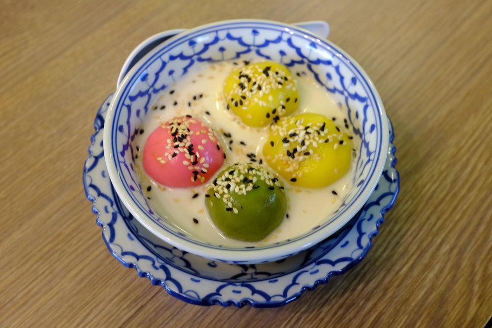 gong tong bangkok kanom ko kati