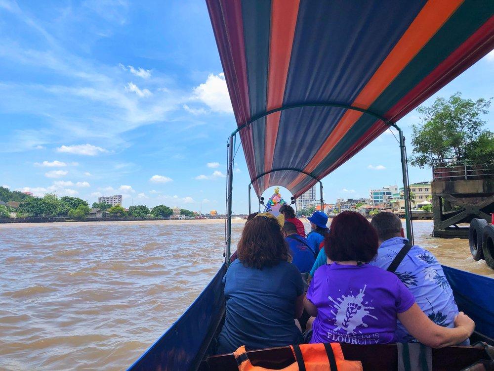lhong1919 chao phraya river