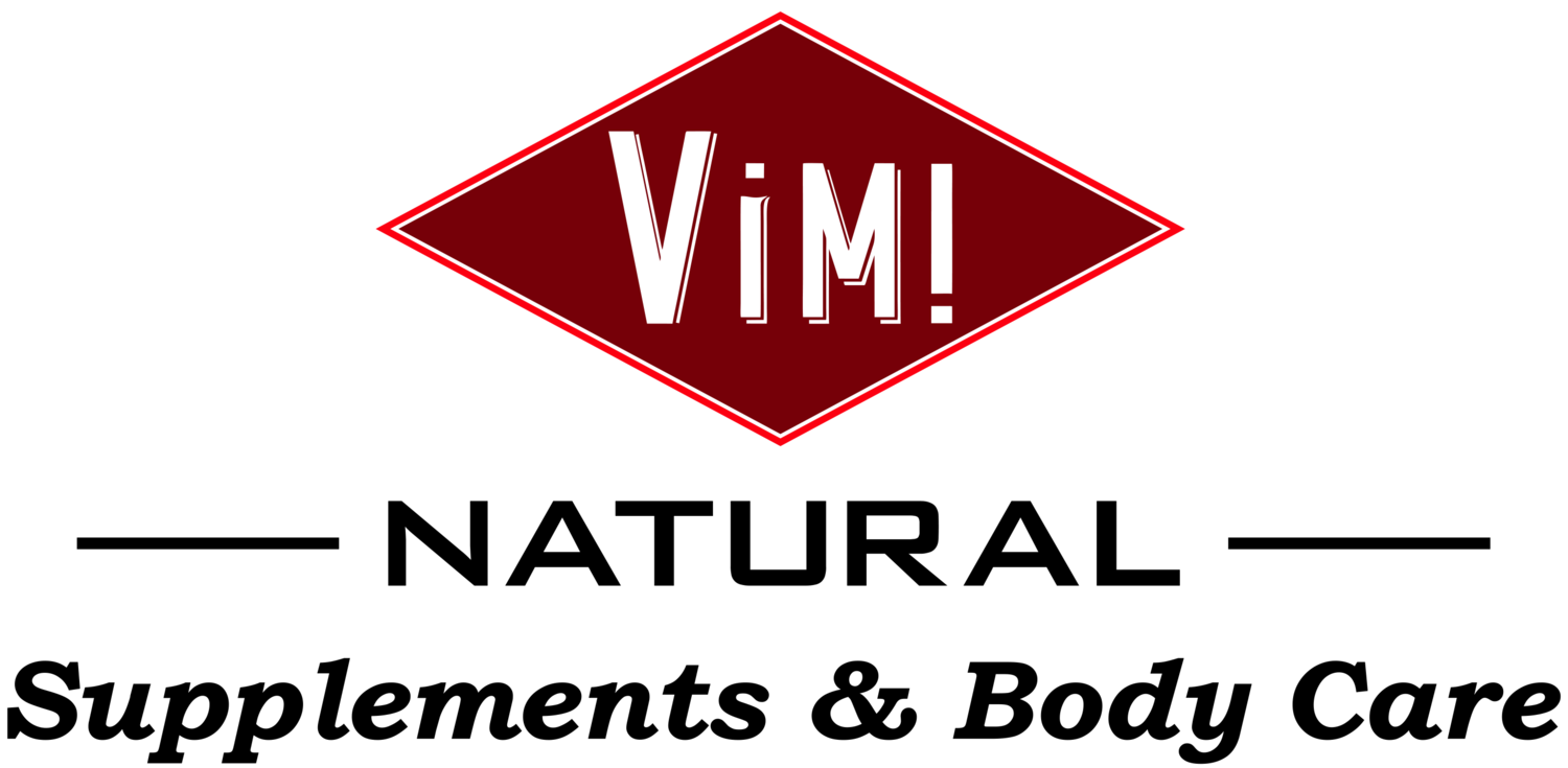 Vim Natural Supplements and Bodycare