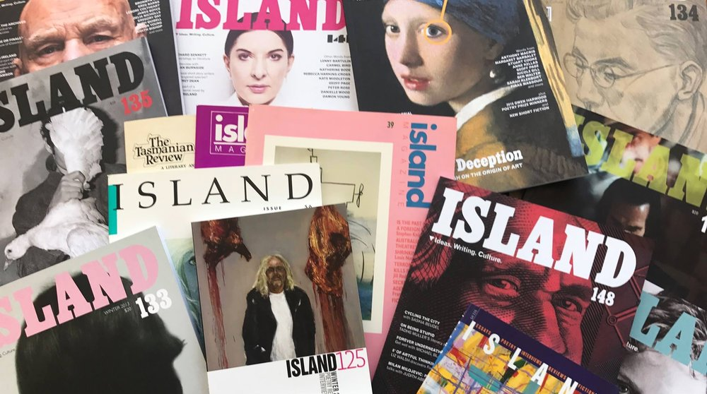 Island Survey ... - Your chance to tell us what you think about Island magazine.