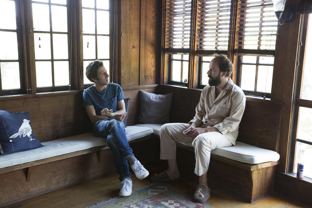 Simon Helberg & Brett Gelman