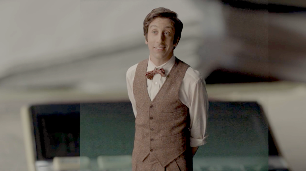 simon helberg as little man -