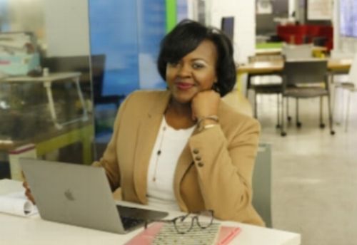 Tiffany Williams, founder of the Givly app.