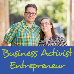 Business Activist Entrepreneur