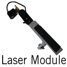Efficient Firenock Paps Accessory Laser Module For Accurate Index Spine Marking Sporting Goods