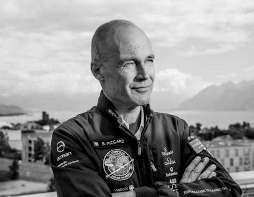 Bertrand Piccard - Initiator & Chairman of the Solar Impulse Foundation