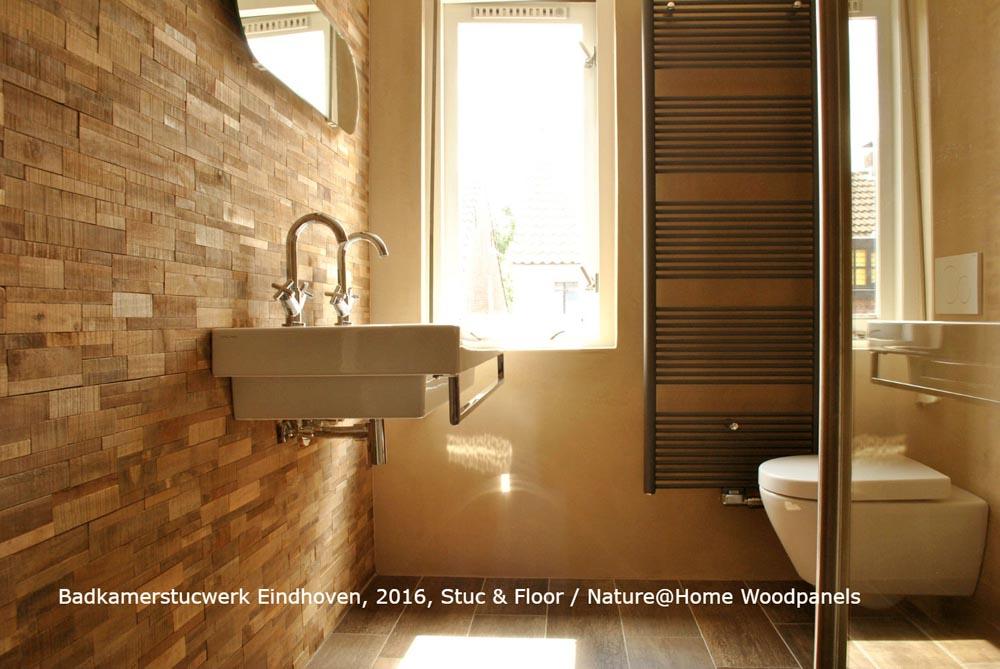 Badkamer stucwerk u eigensinn natuurlijk wonen