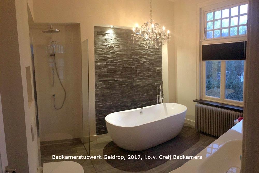 Badkamer Stucwerk Waterdicht : Badkamer stucwerk u2014 eigensinn natuurlijk wonen