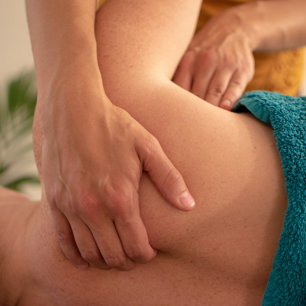 DEEP TISSUE MASSAGE - Learn more…