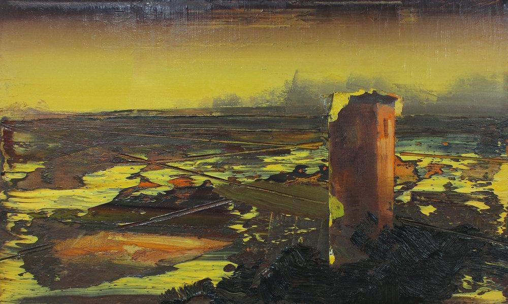 Landscape/Tower (1704)