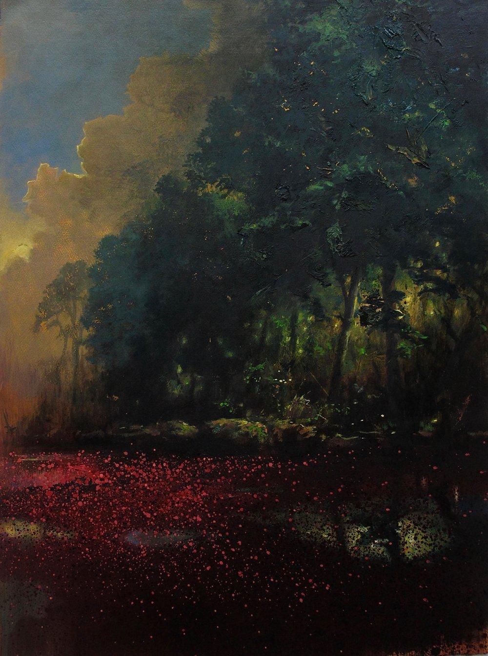 Bog/Trees (1841)