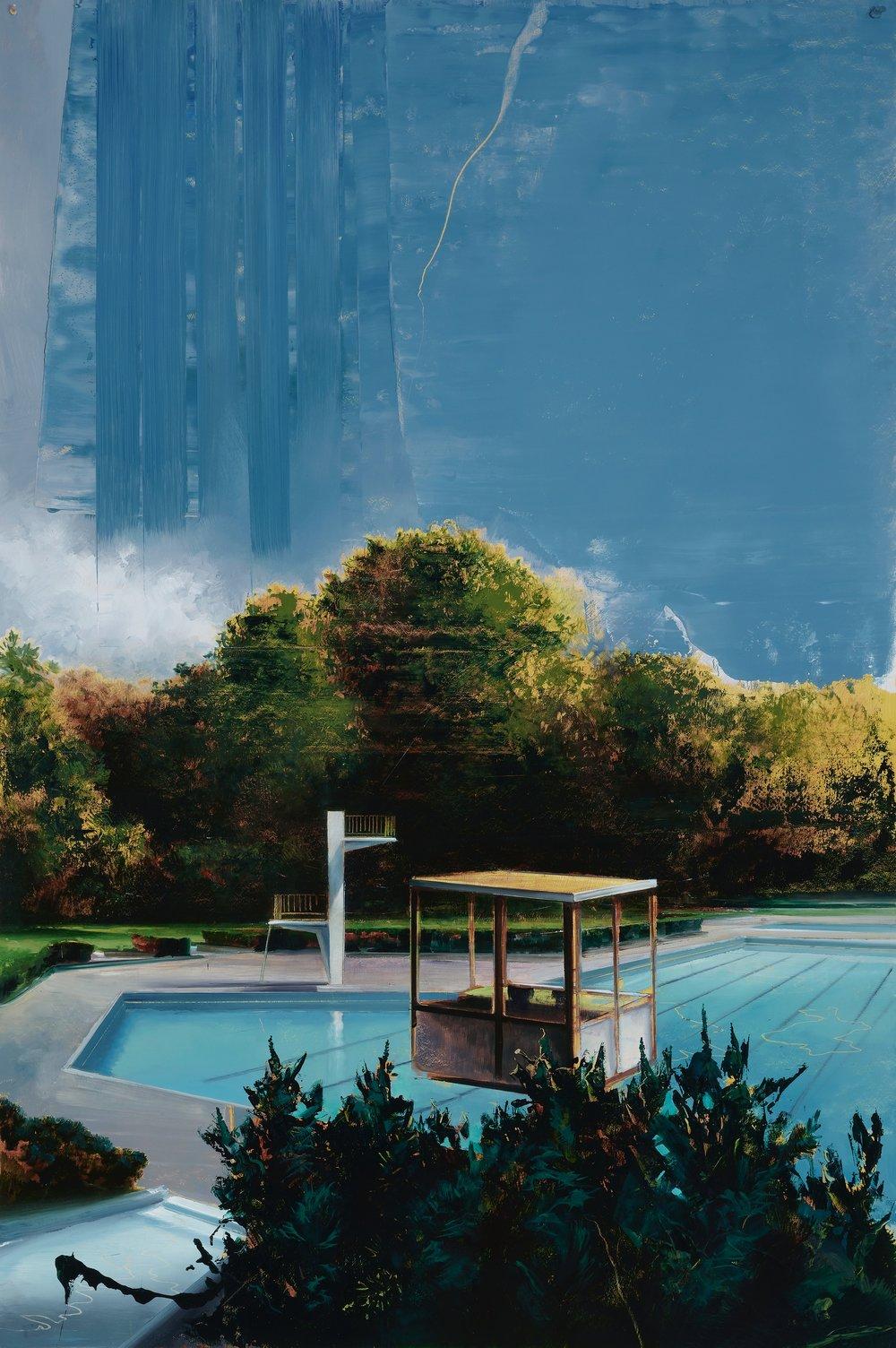 Goethe#3/Pool (1713)
