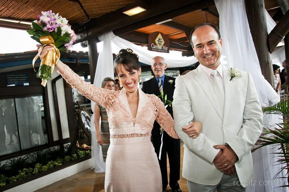 Armanda and Carlos Alberto Wedding  VIEW MORE →