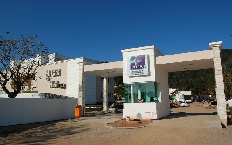 Centro de Convenções da ACM fica na Rodovia SC 401, Km 4, nº 3854, em Florianópolis.