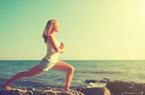Apreciar o Sol também faz parte de uma vida ativa e feliz!