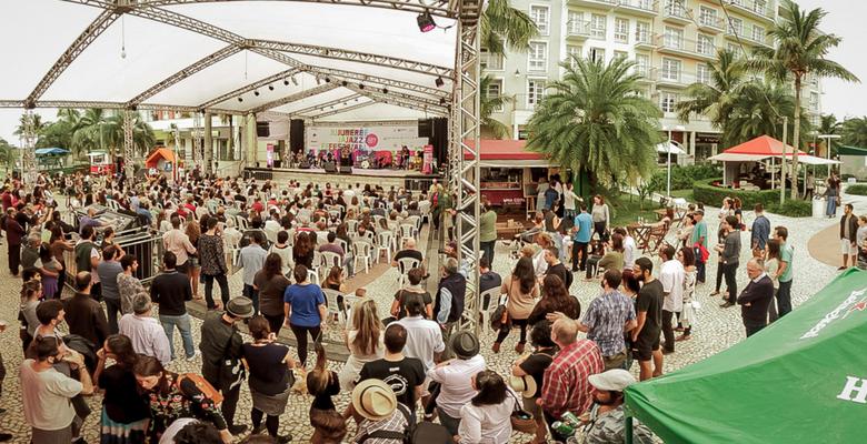 O Festival em sua edição anterior. Imagem: Egonotícias.