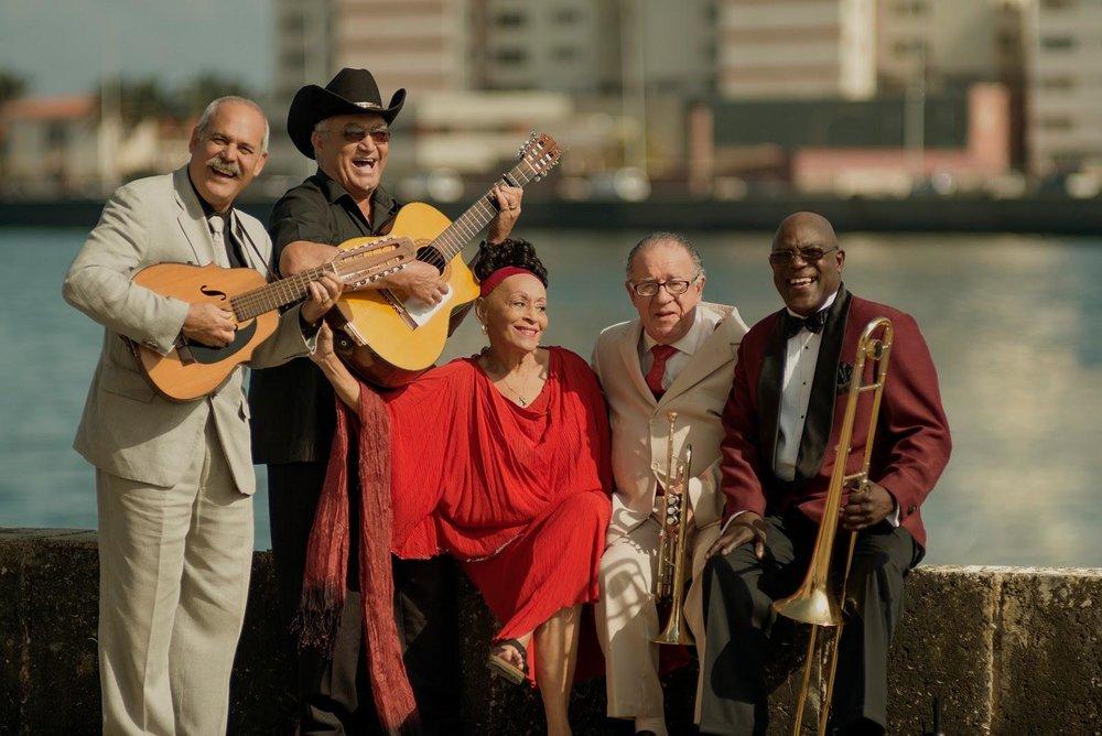 Os talentosos músicos do Buena Vista Social Club. Imagem: Rock the Body.