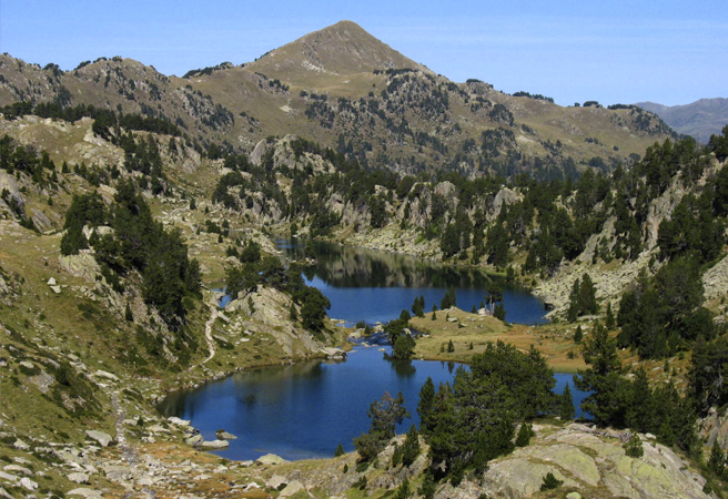 Large itinerary to the circ de Colomèrs  -