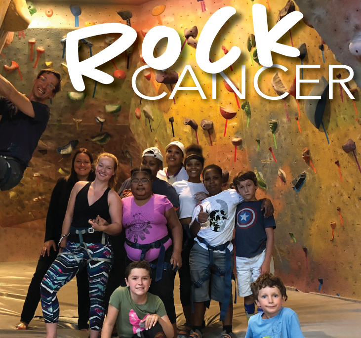 Rock Cancer - Children (age 4-25) with cancer or a history of cancer are invited to Rock Cancer – a monthly climbing session hosted by Planet Rock and Vara's Victors!Learn More Here