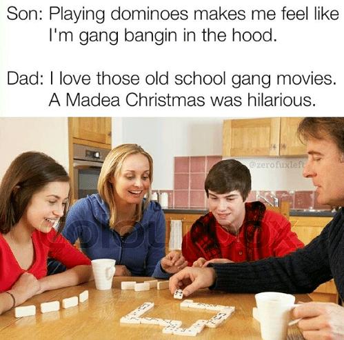 Hood domino game
