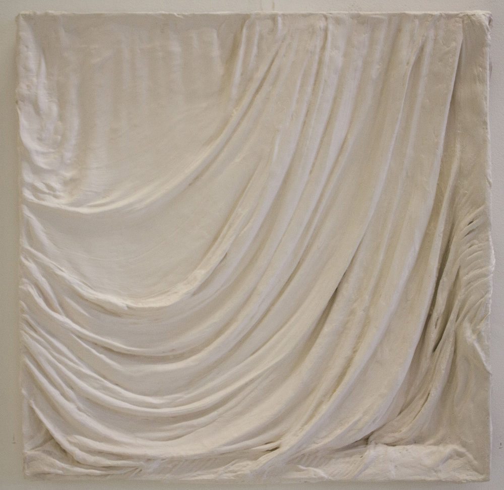 White folds