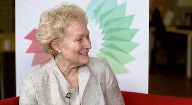 Clara Miller - President,Heron Foundation
