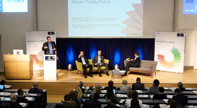 Business Context at Mars - Jay Jakub, Colin Mayer, Ian Burton and Loïc Moutault