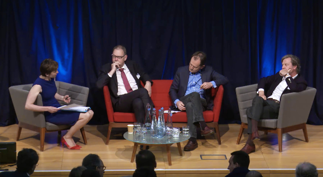 Policymakers - Aart de Geus, Daniel Hurstel and Simon Walker