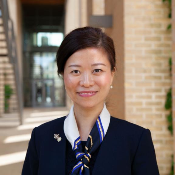 Lynda Chen - Program Director,Communication