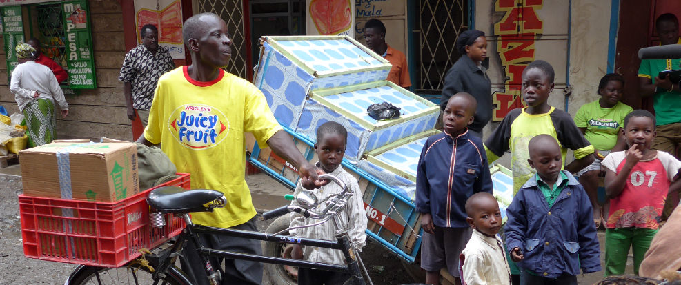 Project Maua, Kenya - A Demand-Side Business Model -