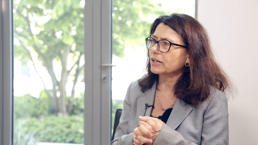 Marie-Laure Djelic - Dean, School of Management& Innovation, Sciences Po