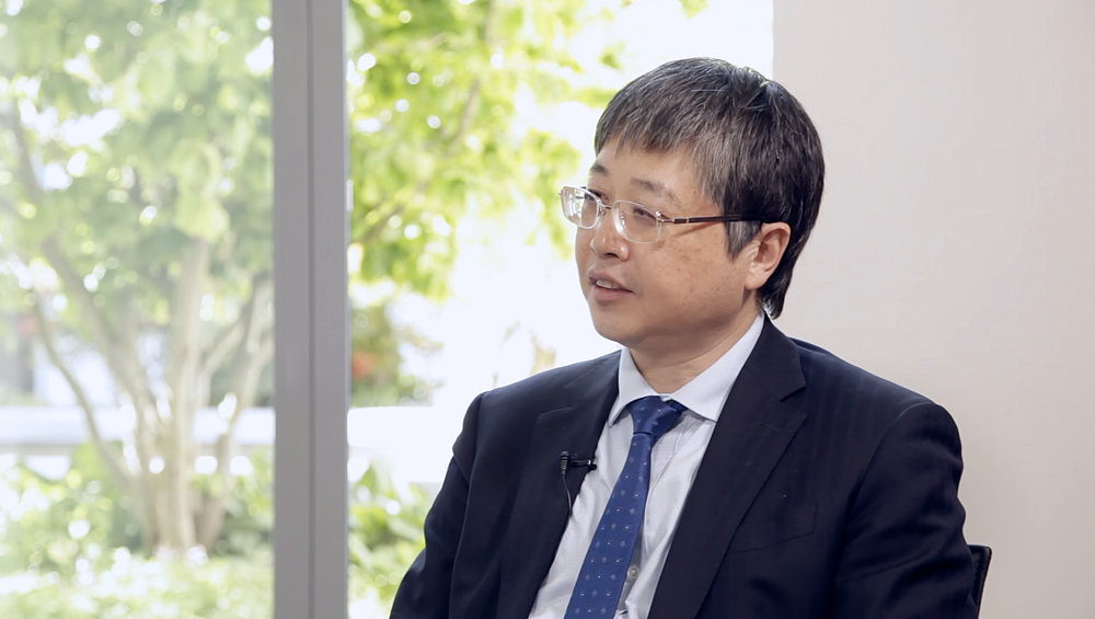 Bin Xu - Professor of Economics and Finance, CEIBS