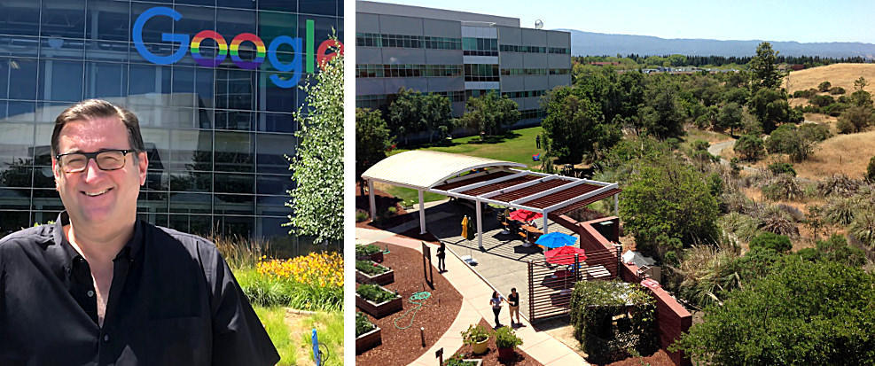 Jay Jakub Presentsat Google Headquarters California -