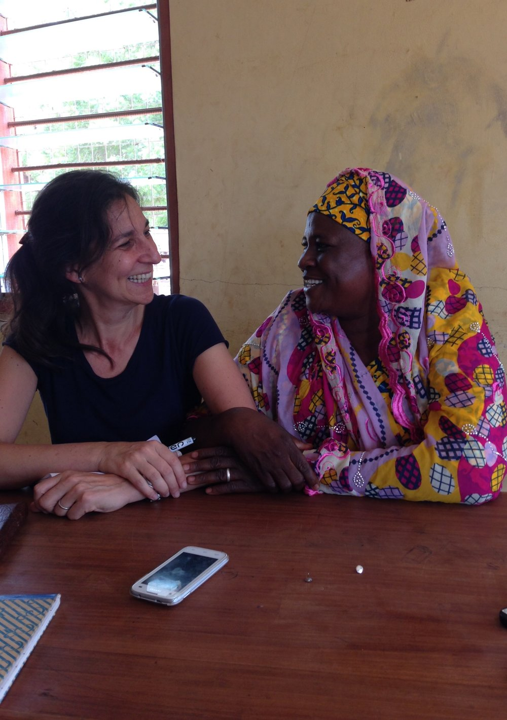 Our story & team - Our founder Anita Lowenstein Dent saw an opportunity to tackle lack of educational opportunity and youth unemployment in Ghana and beyond.