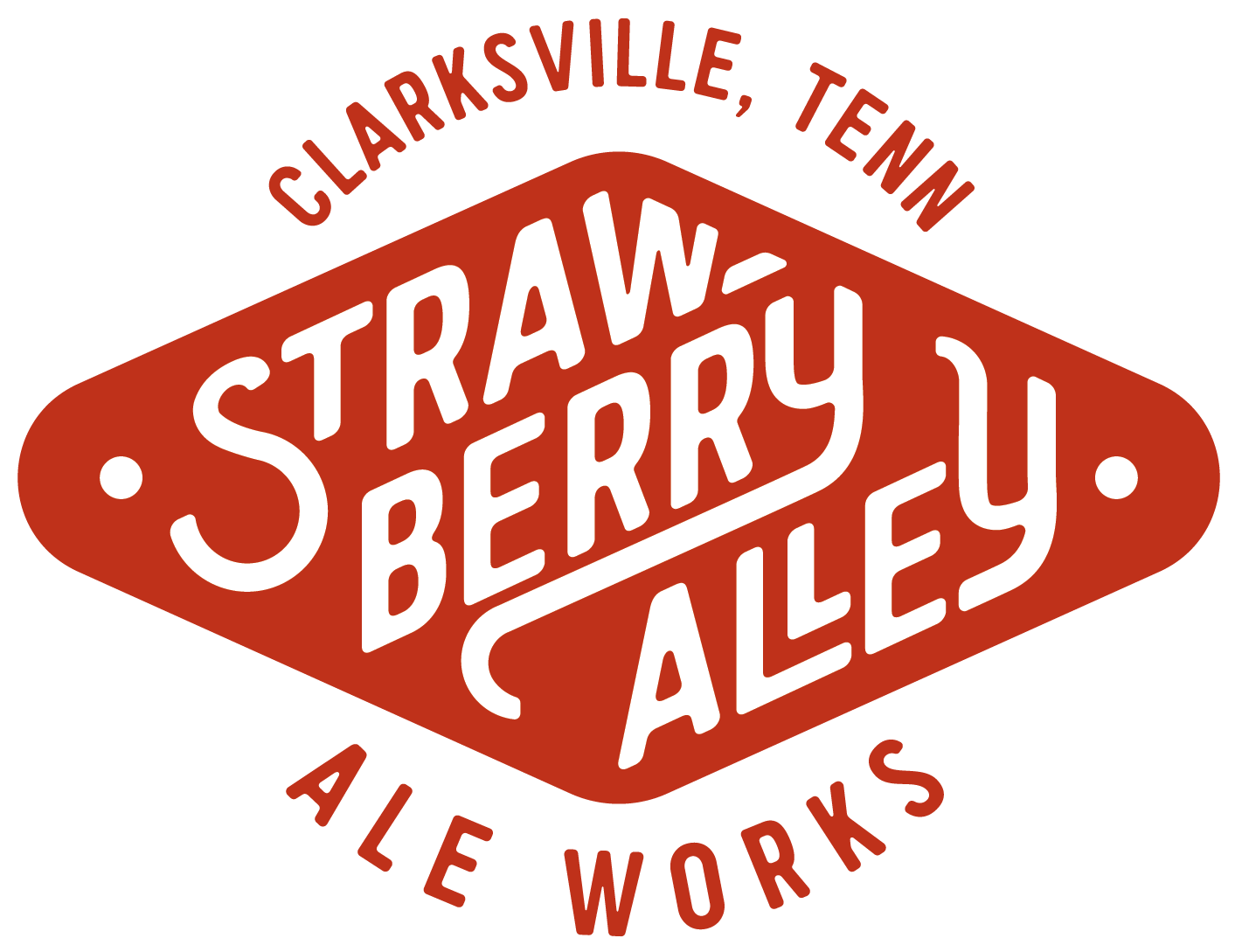Strawberry Alley Ale Works: Clarksville craft beer, restaurant, cocktails, event space