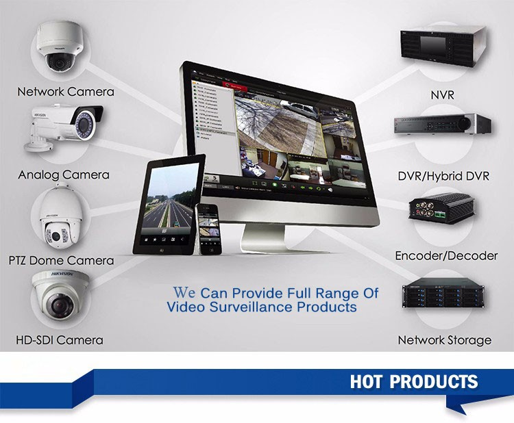 A wide range of cameras and accessories available from Orbit Security Systems