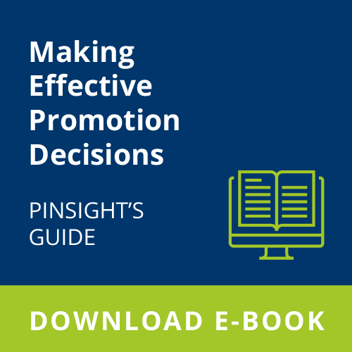 Making Effective Promotion Decisions