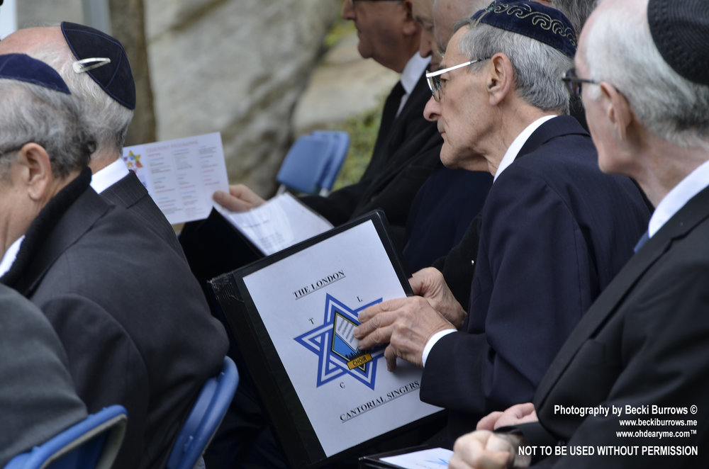 Yom HaShoah: LONDON